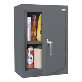 Solid Door Wall Cabinet