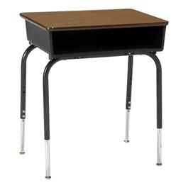 2200 Series Adjustable Height School Desk