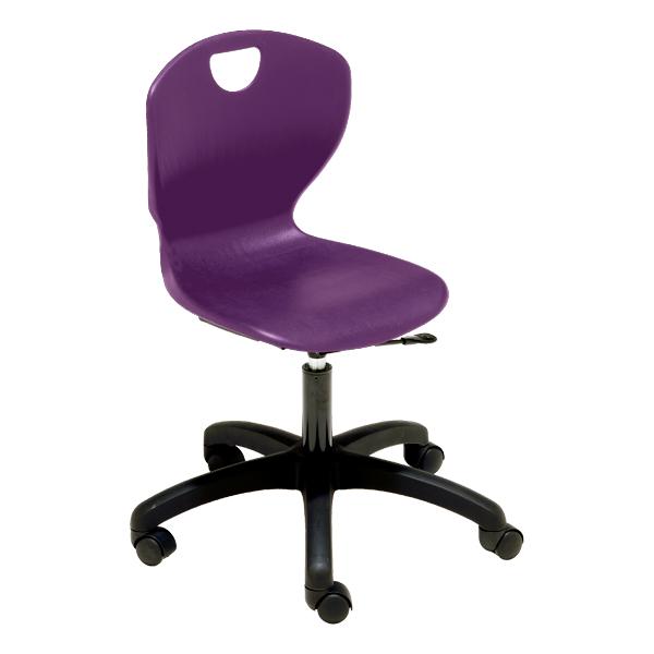Merveilleux ... Ovation Series Task Chair   Purple ...