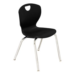 Ovation Series School Chair - Black