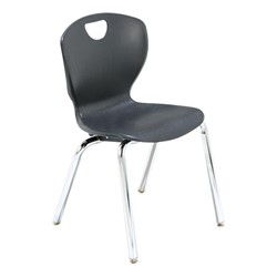Ovation Series School Chair - Charcoal