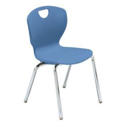 Ovation Series School Chair - Cornflower Blue