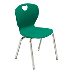 Ovation Series School Chair - Primary green