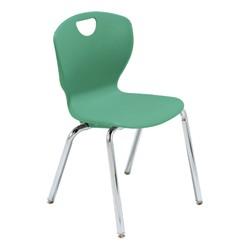 Ovation Series School Chair - Mint green