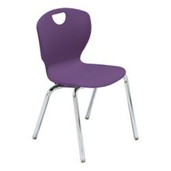 Ovation Series School Chair - Purple