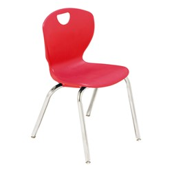 Ovation Series School Chair - Red