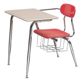 880 Series Combo School Desk