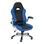 Gaming Chair - Blue/Black