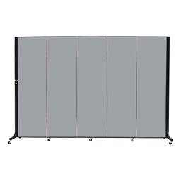 """Simplex Divider - Five Panels (9' 5"""" L) - Promo"""