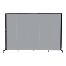 """Simplex Divider - Five Panels (9\' 5\"""" L) - Promo"""
