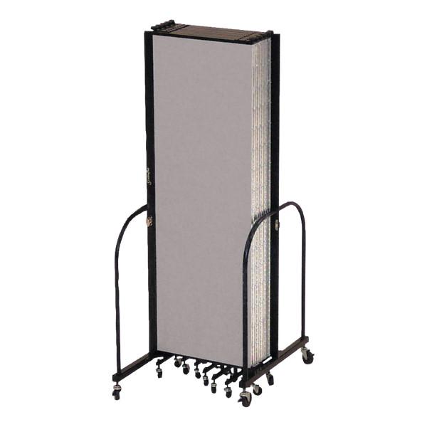 6' H Freestanding Portable Partition