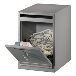 Under-Counter Drop-Slot Depository Safe