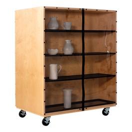 Damp/Dry Cabinet