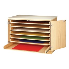 Diversified woodcrafts paper storage cabinet at school outfitters paper storage cabinet malvernweather Images