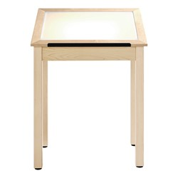 Fixed-Angle Light Table - Front