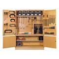Welding Tool Storage Cabinet