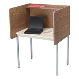 Maximum Privacy Modular Carrel