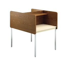 Double-Sided Modular Carrel