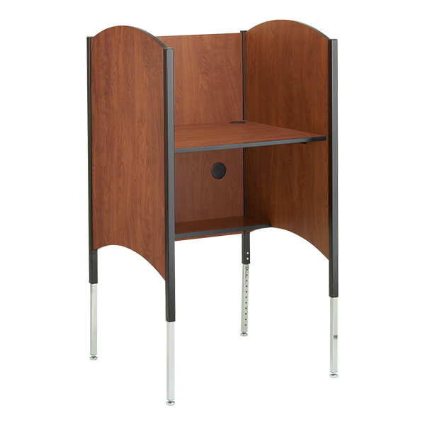 Smith Carrel Hi-Lo Adjustable Carrel