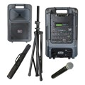 Sound Machine Basic Wireless Microphone Package – Handheld