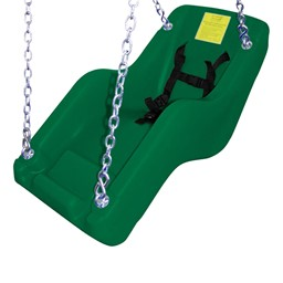 JennSwing® ADA Swing Seat - Jungle Green