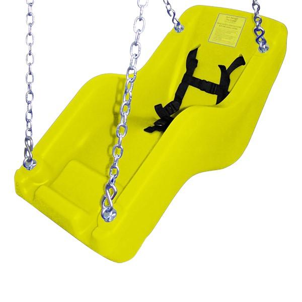 JennSwing® ADA Swing Seat - Banana Yellow