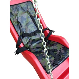 JennSwing® ADA Swing Seat - Optional Liner w/ Safety Harness