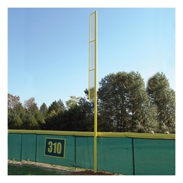 Foul Pole - shown with wing