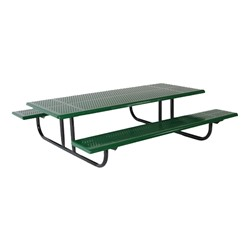Rectangle Preschool Picnic Table