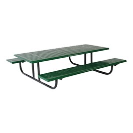 Rectangle Preschool Picnic Table
