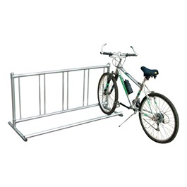 Single-Entry Bike Rack