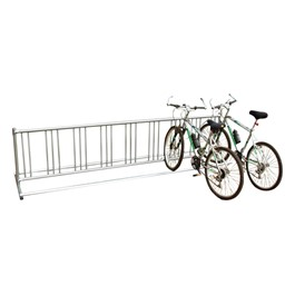 Double-Entry Bike Rack