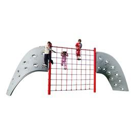Aztec & Rope Play Climber