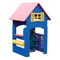 Tot Town Small Playhouse