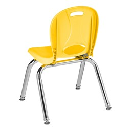 Structure Series Preschool Chair - Back