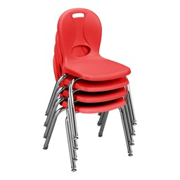 Structure Series Preschool Chair - Stacked
