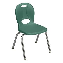 Structure Series Preschool Chair - Green