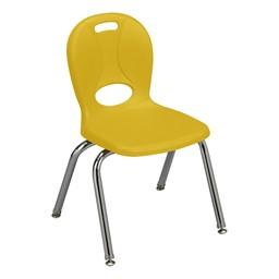 Structure Series Preschool Chair - Yellow