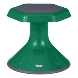 "Preschool Active Learning Stool (12\"" Stool Height) - Green"