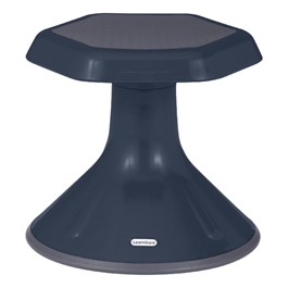 "Preschool Active Learning Stool (12"" Stool Height) - Navy"