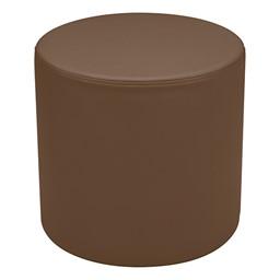 Natural Reading Center - Shapes Vinyl Soft Seating - Cylinder