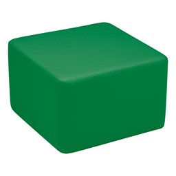 Shapes Vinyl Soft Cube Seating