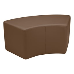 Shapes Vinyl Soft Seating - S-Curve