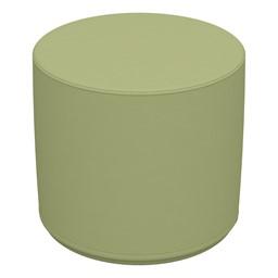 Foam Soft Seating Circle Ottoman - Fren Green