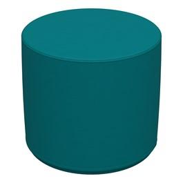 "Foam Soft Seating - Teal Cylinder (16\"" H)"