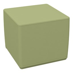Foam Soft Cube Seat - Fren Green
