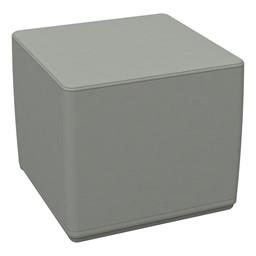 Foam Soft Cube Seat -Gray