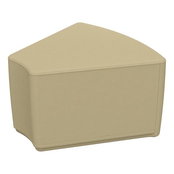 """Foam Soft Seating - Sand Wedge (12"""" H)"""