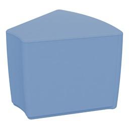 "Foam Soft Seating - Powder Blue Wedge (16"" H)"