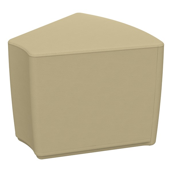 """Foam Soft Seating - Sand Wedge (16"""" H)"""